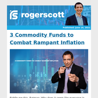 3 Commodity Funds to Combat Rampant Inflation