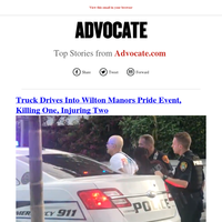 Top Stories from Advocate.com for 06/20/2021