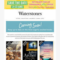 Must-Read Books Coming Soon