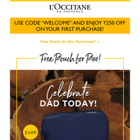 Father's Day Exclusive: FREE Pouch On ALL Purchases! 🎁