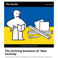 Niche business: Updating old Ikea furniture