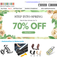 Happy Father's Day - Deals Up To 80% Off