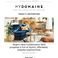 You're going to love Target's new home décor collaboration.
