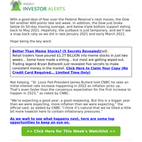 [Stock Watchlist] 🔌Stocks to Watch during the Recent Pullback