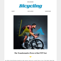 The Transformative Power of the FTP Test