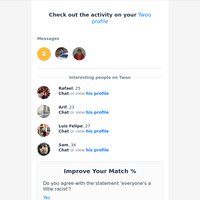 😎 These people are waiting to chat with you!