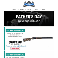 Last Chance For These Father's Day Deals!