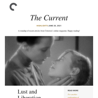 New on the Current: Nathan Lane in the closet, cinema's first lesbian ki ss, and a terrifying Robert Ryan performance