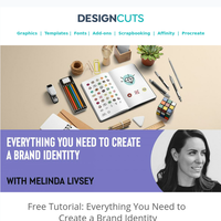 Free Tutorial: Everything You Need to Create a Brand Identity