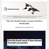 Will your bank account be closed next? | June 20, 2021