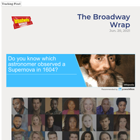 Top Stories This Week on BroadwayWorld 6/20