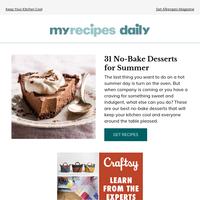 31 No-Bake Desserts for Summer