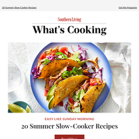 Summer Slow-Cooker Meals For When It's Too Hot For The Oven