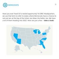 re: Arizona, Georgia, Florida, Michigan, Nevada, North Carolina, Pennsylvania, and Wisconsin →