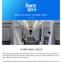 ✈ Where You Can Travel Now, Last Chance to Book Amtrak's Rail Pass at a Steep Discount & More ✈