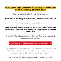 CNN's list (not good for Mark Kelly)