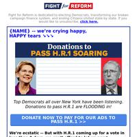 Elizabeth Warren vs. Mitch McConnell