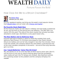 How Close Are We to a Bitcoin Crackdown?