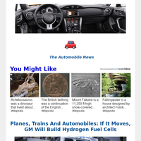 Hey, Your Top Automobile News for June  21, 2021