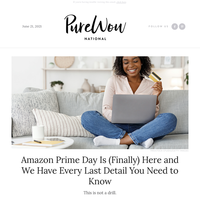 The best of Amazon Prime Day, right this way