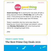 The Best Prime Day Deals You Don't Want To Miss