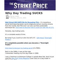 Why Day Trading SUCKS