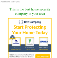 It's time to protect your family