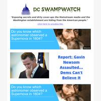 Report: Gavin Newsom Assaulted... Dems Can't Believe It