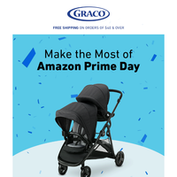 Your Graco Prime Day guide