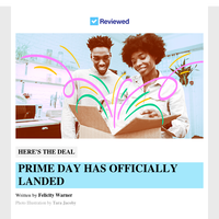 Prime Day has landed—let us find you a deal