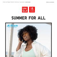 SUMMER FOR ALL 🌞😎