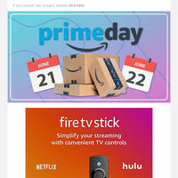 🔥Amazon Prime Day Deals are HERE!