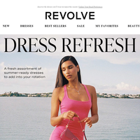 summer dresses + more are HERE