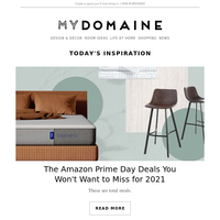 We found the best Amazon Prime Day deals for your home