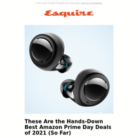 Every Prime Day Deal Worth Shopping, Curated by Our Editors