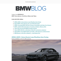 Posts from BMWBLOG for 06/21/2021