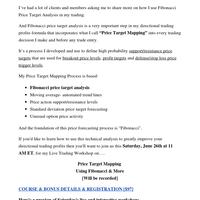 How to Profit from Fibonacci Price Target Analysis & More