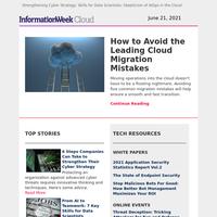 Avoiding Top Cloud Migration Mistakes