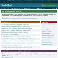 🌎 MarketBeat Dividend Advisor for 6/21/2021