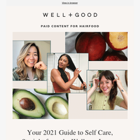How wellness editors *actually* self care (you'll want to take notes)