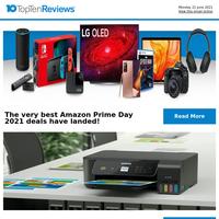 Best Amazon Prime Day deals 2021: Sales now live!