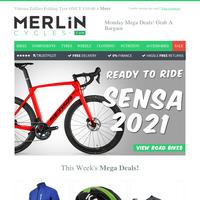 Monday Mega Deals! Grab A Bargain 🚲