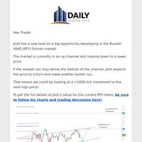 June 21 | A big opportunity in RTY?