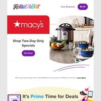 🎉💰Amazon Prime Day   Target   Walmart   Macy's   Sam's Club & More!