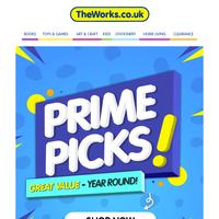Year Round Prime Prices