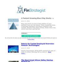 4 Blue Chip Stocks That Are Heating Up