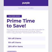 ⚡ Prime time savings on Father's Day bundles ⚡