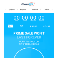 Don't miss out on Prime Sale deals 🔴🔴