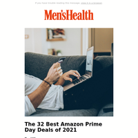 The 32 Best Amazon Prime Day Deals of 2021