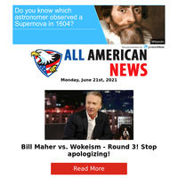 Bill Maher Continues His Battle Against Wokeism...